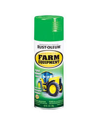 Rust-Oleum® Specialty John Deere Green Farm Equipment Spray Paint - 12 oz