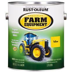 Rust-Oleum® Specialty John Deere Yellow Heavy-Duty Farm Equipment Enamel - 1 gal.