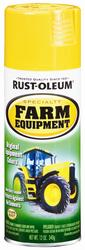 Rust-Oleum® Specialty John Deere Yellow Farm Equipment Spray Paint - 12 oz