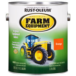 Rust-Oleum® Specialty Allis-Chalmers Orange Heavy-Duty Farm Equipment Enamel - 1 gal.