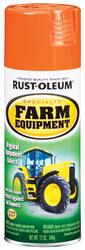 Rust-Oleum® Specialty Allis-Chalmers Orange Farm Equipment Spray Paint - 12 oz