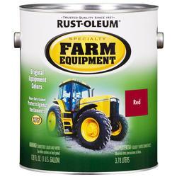 Rust-Oleum® Specialty International Red Heavy-Duty Farm Equipment Enamel - 1 gal.