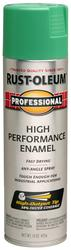 Rust-Oleum® Professional Safety Green High-Performance Enamel Spray - 15 oz