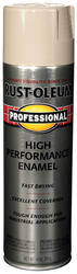 Rust-Oleum® Professional Gloss Almond High-Performance Enamel Spray - 15 oz