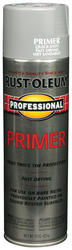 Rust-Oleum® Professional Flat Gray High-Performance Enamel Primer Spray - 15 oz