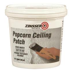 Zinsser® Ready-Mixed Popcorn Ceiling Patch - 1 qt
