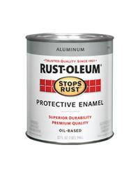 Rust-Oleum® Stops Rust® Aluminum Protective Enamel - 1 qt