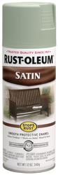 Rust-Oleum® Stops Rust® Satin Sage Spray Paint - 12 oz