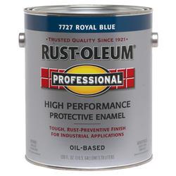 Rust-Oleum® Professional Royal Blue High-Performance Enamel - 1 gal.