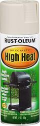 Rust-Oleum® Specialty Flat Almond High-Heat Spray Paint - 12 oz