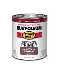 Rust-Oleum® Stops Rust® Rusty Metal Enamel Primer - 1 qt