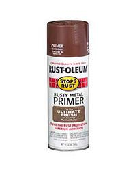 Rust-Oleum® Stops Rust® Rusty Metal Enamel Primer Spray - 12 oz