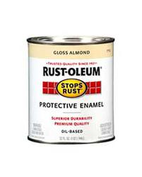 Rust-Oleum® Stops Rust® Gloss Almond Protective Enamel - 1 qt