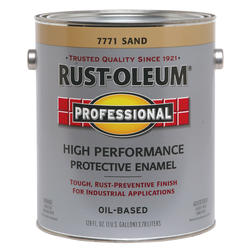 Rust-Oleum® Professional Gloss Sand High-Performance Enamel - 1 gal.