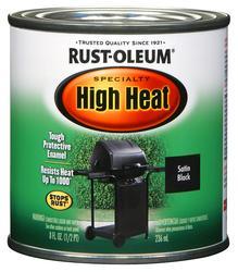 Rust-Oleum® Specialty BBQ Black High-Heat Paint - 1/2 pt