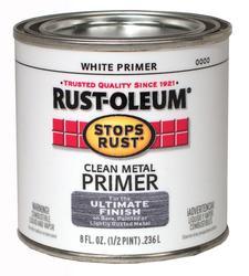 Rust-Oleum® Stops Rust® Protective Enamel Clean Metal Primer - 1/2 pt