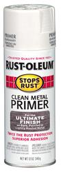 Rust-Oleum® Stops Rust® Clean Metal Primer Spray - 12 oz