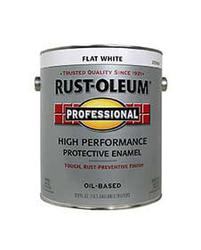 Rust-Oleum® Professional Flat White High-Performance Metal Primer - 1 gal.