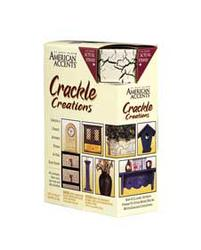 Rust-Oleum® American Accents Crackle Creations Antiqued Ivory Kit - 24 oz
