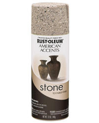 American Accents Pebble Sand Stone Textured Spray Paint - 12 oz