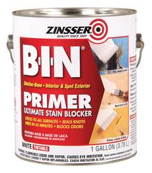 Zinsser® B-I-N White Shellac-Base Primer - 1 gal.