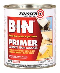 Zinsser® B-I-N White Shellac-Base Primer - 1 qt