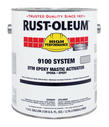High Performance 9100 System Low-Temp DTM Epoxy Mastic Activator - 1 gal.