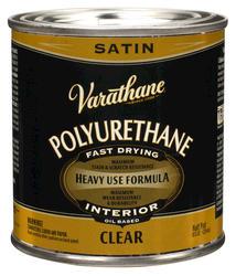 Varathane® Premium Clear Satin Interior Polyurethane - 1/2 pt