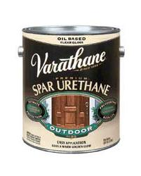 Varathane® Premium Satin Oil-Based Outdoor Spar Urethane - 1 gal.
