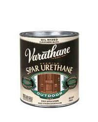 Varathane® Premium Satin Oil-Based Outdoor Spar Urethane - 1 qt