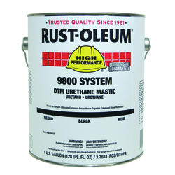 High Performance 9800 System Black DTM Urethane Mastic - 1 gal.