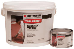 Rust-Oleum® Industrial Flooring Concrex Tile Red Concrete Repair Kit - 20 lb