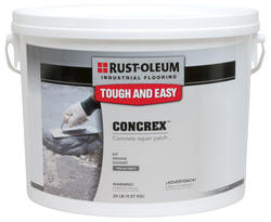 Rust-Oleum® Industrial Flooring Concrex Concrete Repair Patch Kit - 20 lb