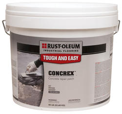Rust-Oleum® Industrial Flooring Concrex Concrete Repair Patch Kit - 50 lb
