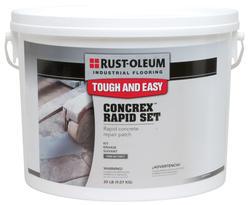 Rust-Oleum® Industrial Flooring Concrex Rapid Set Concrete Repair Kit - 20 lb
