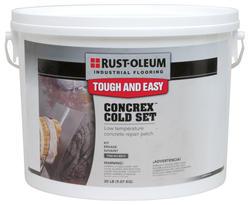 Rust-Oleum® Industrial Flooring Concrex Cold Set Concrete Repair Kit - 20 lb