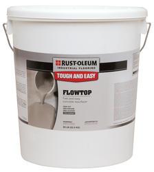 Rust-Oleum® Industrial Flooring Flowtop Tile Red Concrete Resurfacer - 50 lb