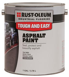Rust-Oleum® Industrial Flooring Black Asphalt Paint - 1 gal.