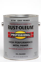 Rust-Oleum® Professional Gray Low-VOC High-Performance Metal Primer - 1 gal.