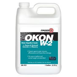 OKON W-2 Concrete and Masonry Water-Repellent Sealer - 1 gal.