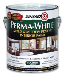 Perma-White Eggshell Interior Paint - 1 qt