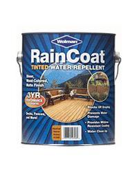 Wolman™ RainCoat® Natural Redwood Tinted Water Repellent - 1 gal.