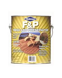 Wolman™ F&P Golden Pine Finish and Preservative - 1 gal.