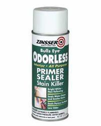 Zinsser® Bulls Eye Odorless Stain Killer Spray - 13 oz