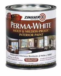 Perma-White Semi-Gloss Interior Paint - 1 qt