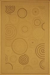 Gramercy Courtyard Collection Indoor/Outdoor Area Rug  4' x 5'-7""