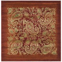 Gramercy Lyndhurst Collection Area Rug 6' x 6' Square