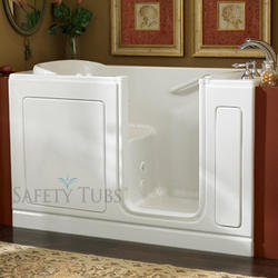 "Safety Tubs® Acrylic Walk-In Dual Massage System, 60"" x 32"" Right Hand"