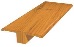 "Hardwood Flooring Prefinished New Dominion T-Molding 47"""