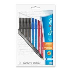Paper Mate Write Bros. Medium Ball Point Pens - 10 ct
